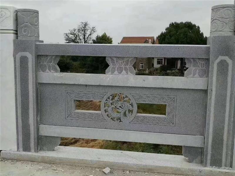 石雕欄桿板