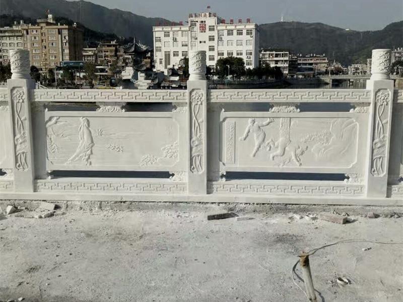 廣場石雕欄板