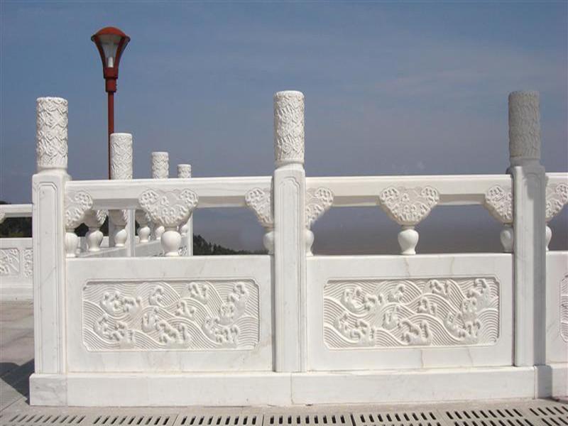 青石板欄板