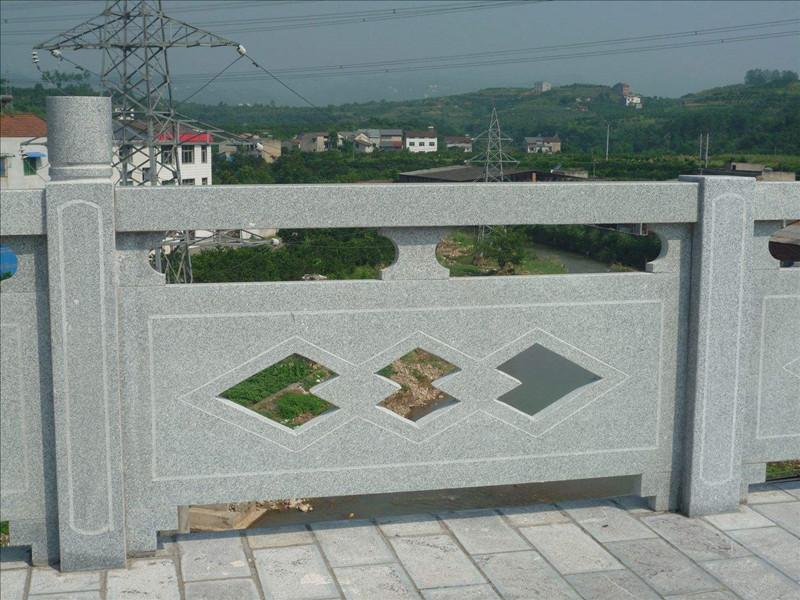 石頭欄板安裝