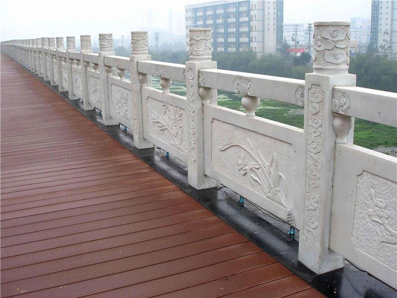 漢白玉石欄板