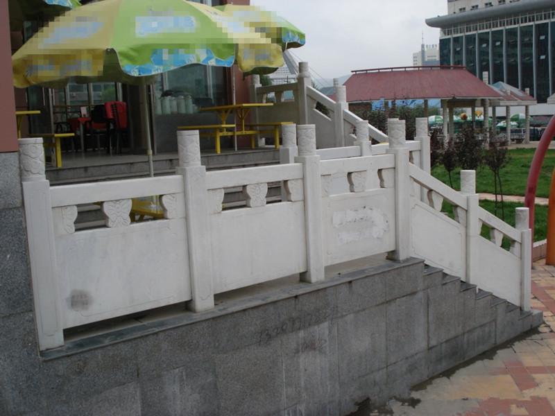 石雕護欄欄板
