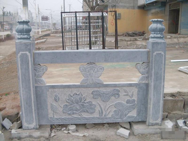 山東嘉祥青石欄板