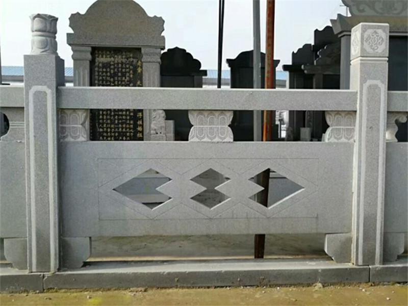 青石尋杖欄板