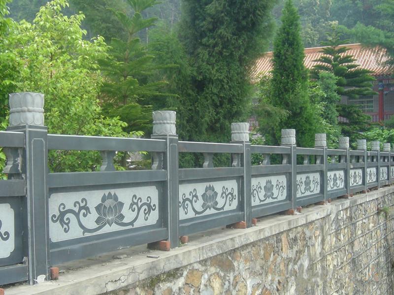 石欄桿欄板