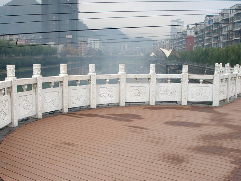 漢白玉欄板