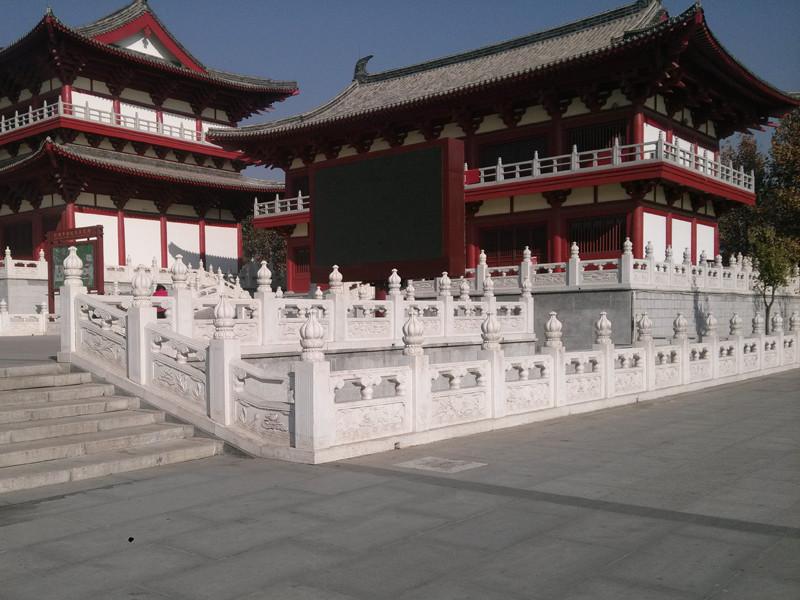 石雕景觀橋欄板