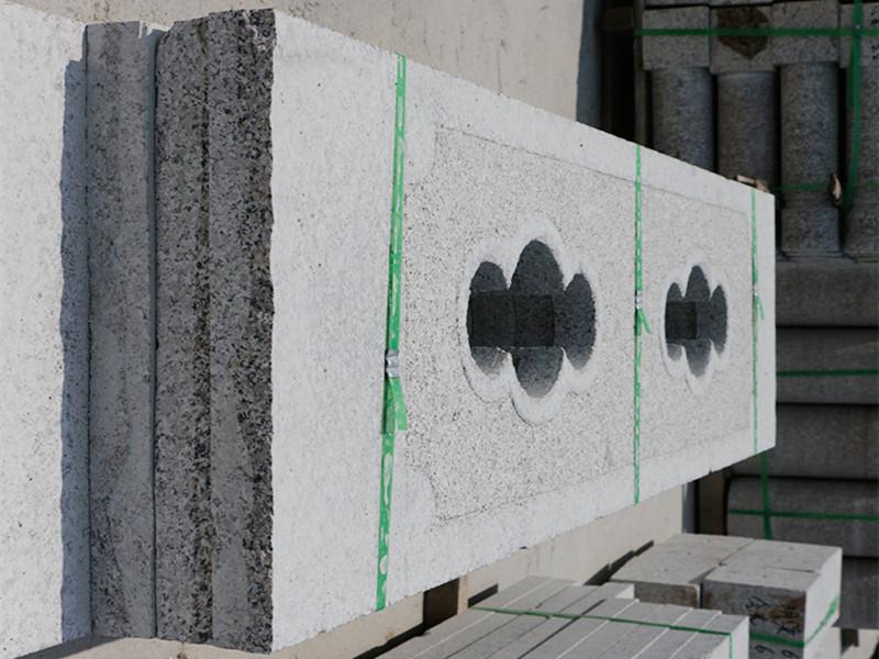 石雕橋欄板