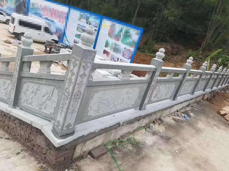 石雕壁欄板