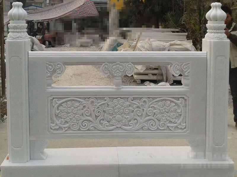 石頭石雕欄板