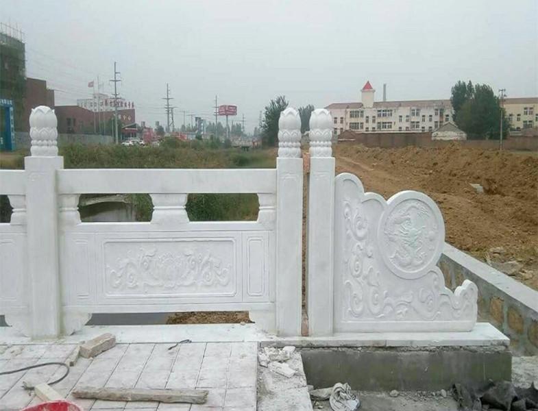 工藝石雕欄板