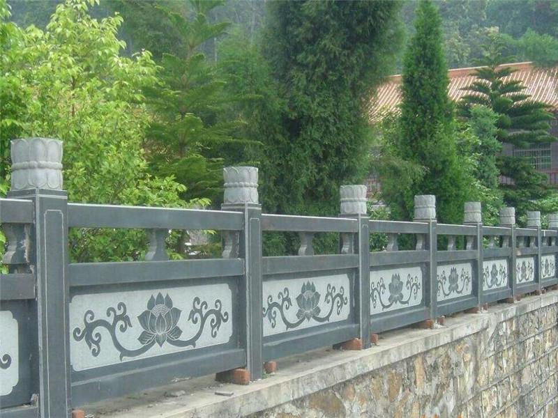 園林景區石雕欄板
