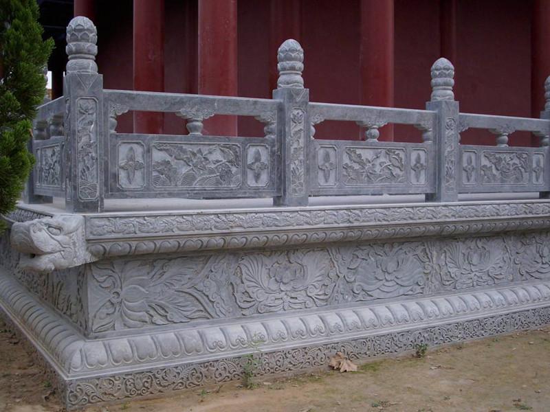 石雕欄桿欄板